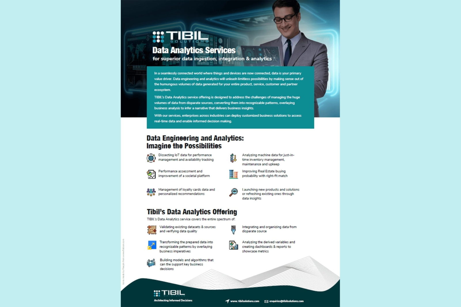 Tibil solutions